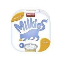 Animonda Milkies Harmony mit Malz 4 x cat snack