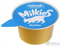 Animonda Milkies Active mit Taurin 4 x cat snack