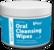 Oral Cleansing Gel Wipes