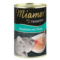 Miamor Trinkfein Vitaljuoma 135 ml