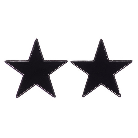 stud products faux star meadowlark pave ss earrings petite jewellery