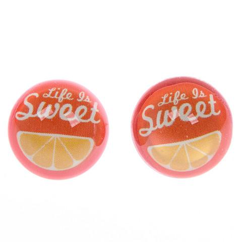Life is sweet lasikorvakorut