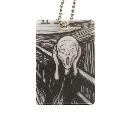 Edvard Munch Huuto-heijastin
