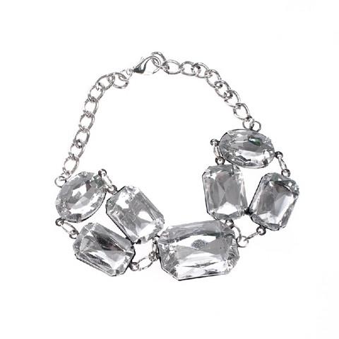 Vintagehenkinen 'timantti'-rannekoru