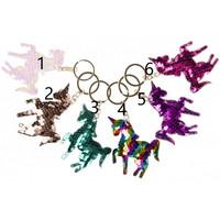 Yksisarvinen-avaimenperä (eri värejä)