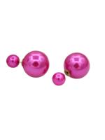 Ruusunpunaiset pallot