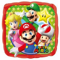 Foliopallo, Super Mario