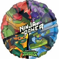 Foliopallo, Turtles