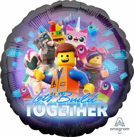 Foliopallo, Lego Movie