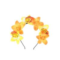 Keltainen kukkapanta