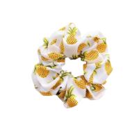 Valkoinen crunchie ananaksilla