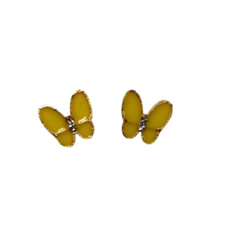 Keltaiset perhoset