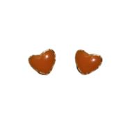 Oranssit sydämet