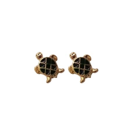 Kilpikonna-nappikorvikset