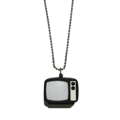 Televisio-kaulakoru äänellä ja valolla