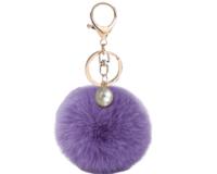 Avaimenperä violetti-pörrö