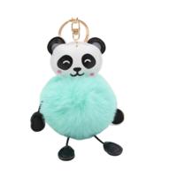 Panda avaimenperä-maskotti