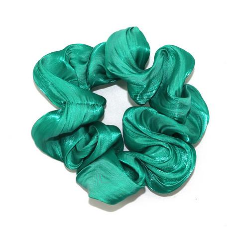 Vihreä scrunchie