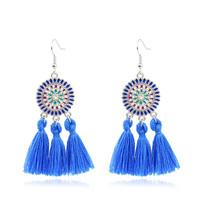 Unelmasieppari-korvakorut sininen