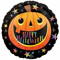 Halloween kurpitsa foliopallo