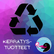 Kierrätystuotteet