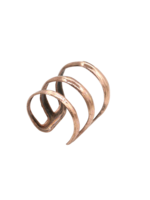 Rustokoru 3 renkaalla (eri värejä)