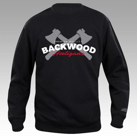 Backwood Hooligans® The Axes Sweatshirt