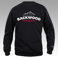 Backwood Hooligans® The Mountain Sweatshirt