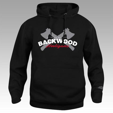 Backwood Hooligans® Kirveshuppari (vetoketjuton)