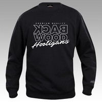 Backwood Hooligans® Thinline College-paita