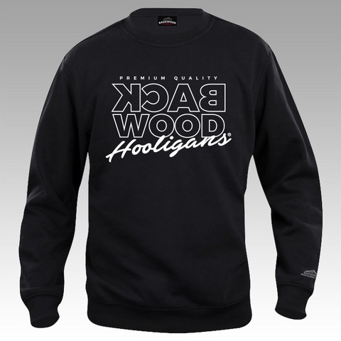 Backwood Hooligans® Thinline sweatshirt