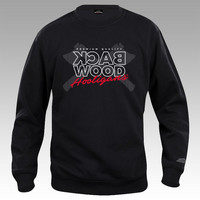 Backwood Hooligans® Digital Axes College-paita
