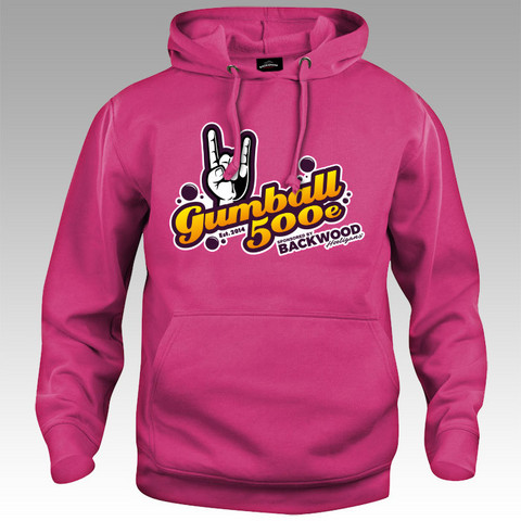 Gumball 500e Hoodie (without zipper) for women