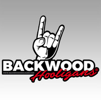 Backwood Hooligans® sticker