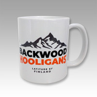 Backwood Hooligans® Coffee mug (Latitude)