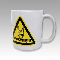 Backwood Hooligans® Coffee mug (Warning)