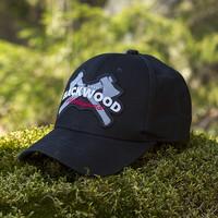 Backwood Hooligans® Lippis (käyrä lippa)