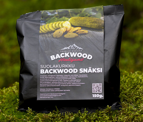 Backwood Snacks - Pickle