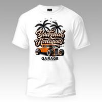 Backwood Hooligans® Garage T-paita
