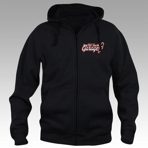 OSG hoodie with zipper