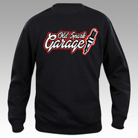 OSG hoodie with college shirt