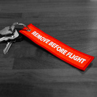 Backwood Hooligans® Fighter Keyring