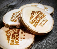 Backwood Hooligans Coaster