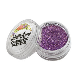 Amethyst VIOLET glitter
