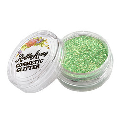 Fairy Forest GREEN glitter