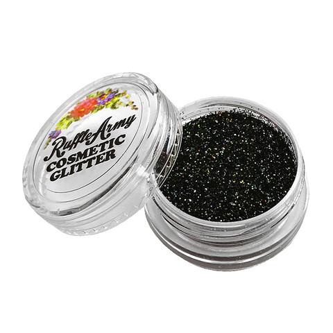 Onyx BLACK glitter