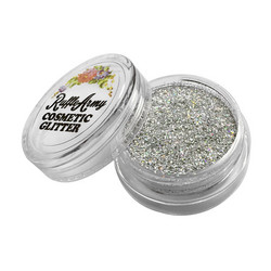 HOLOGRAPHIC SILVER glitter