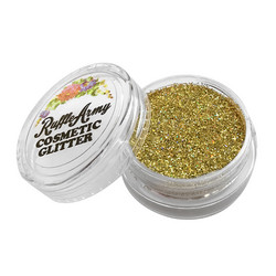 HOLOGRAPHIC GOLD glitter