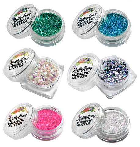 BIG Mermaid Glitter Set