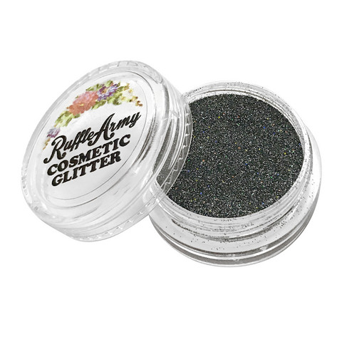 Gorgeous GRANITE GREY glitter